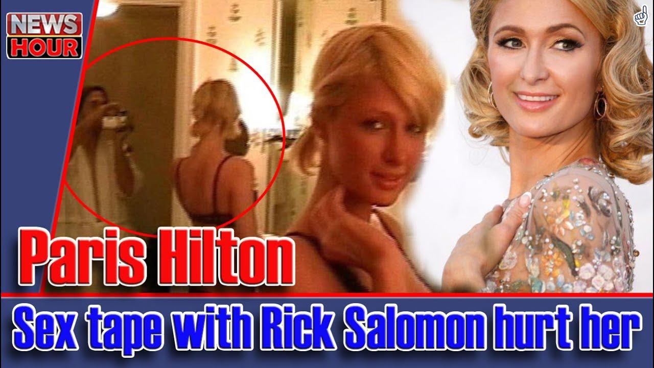 Paris Hilton Tape