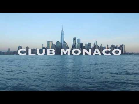 CLUB MONACO WOMEN'S FALL 2017 COLLECTION PRESENTATION