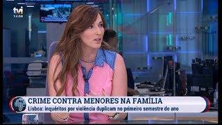 Violência nas famílias - Psicóloga Catarina Lucas