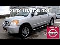 2012 Nissan Titan SL 4x4 Crew Cab Review at Cobourg Nissan