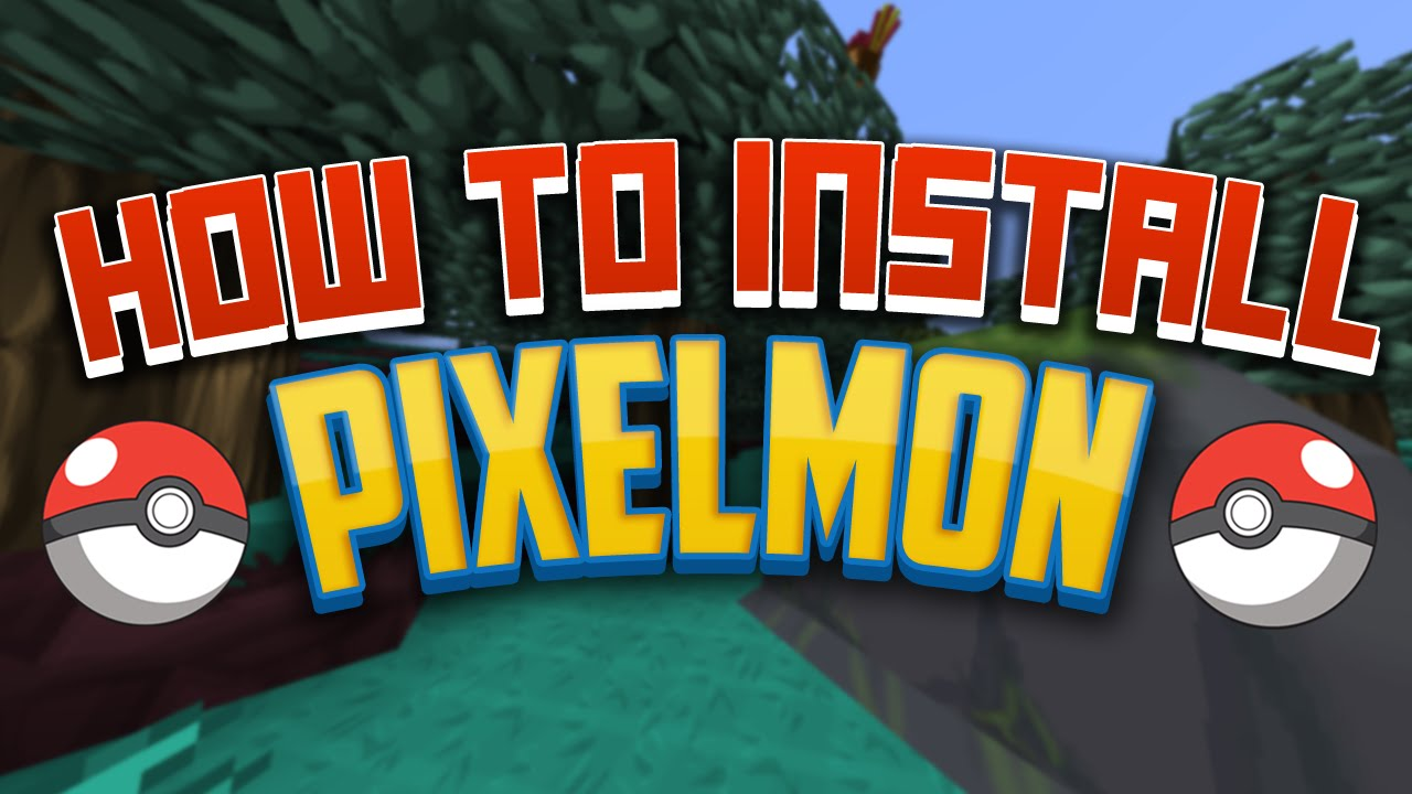 How To Install Pixelmon 3 3 8  4 0 2  Minecraft 1 7 10  1 8