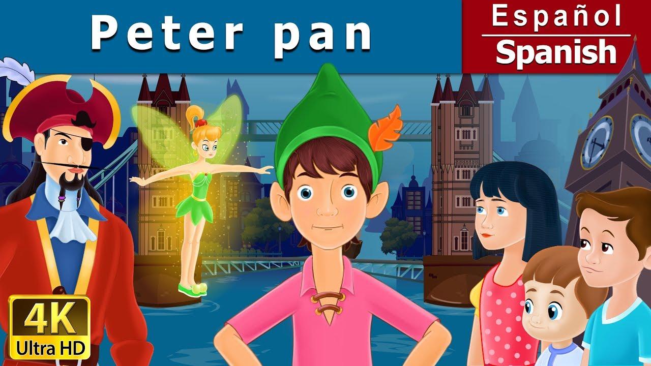 Peter Pan Cuento De Disney Corto Con Resumen Del Libro