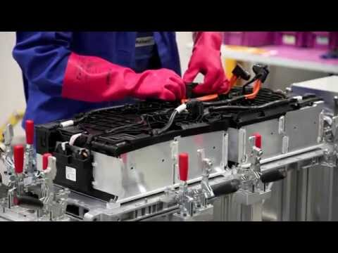 BMW Motorrad Berlin plant: assembly of the C evolution