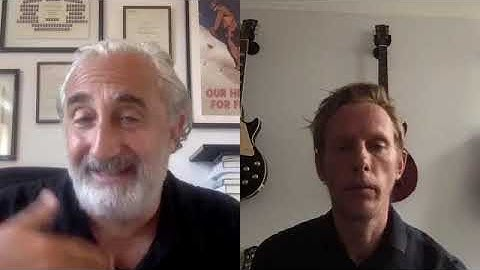 My Chat with British Actor Laurence Fox (THE SAAD TRUTH_1071)