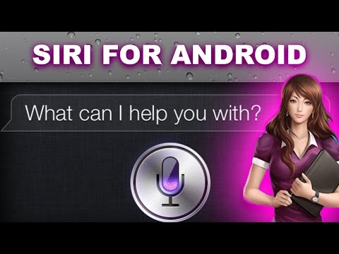 Siri For Android Download - Best Siri App For Android