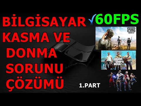 Windows 7 8 10 Bilgisayar Donma ve Kasma Çözümü (windows 10 pro - windows 8.1- win 10 pro)