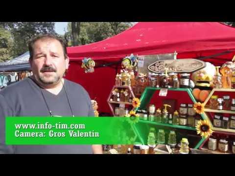 Târgul de Miere Timisoara 2017. FOTO si VIDEO