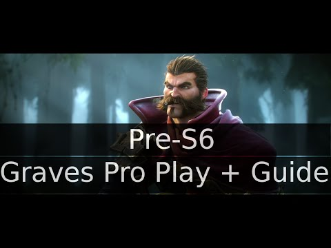 Download Pre-Season 6 OverPoweredCarry The Graves - GamePlay+Guide