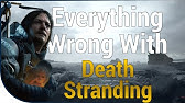 GAME SINS | Everything Wrong With Death Stranding