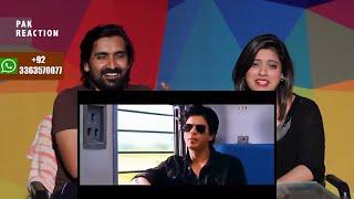 Pak Reaction To   Shahrukh Khan funny and song   Chennai Express