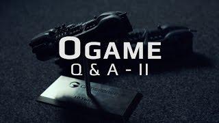 OGame Q&A - Part 2