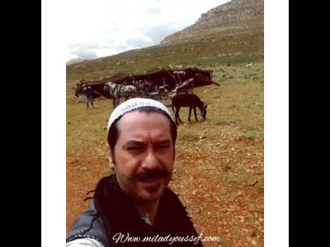 MILAD YOUSSEF L ميلاد يوسف L كواليس باب الحارة