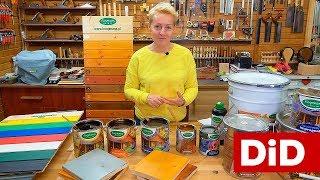 848. Preparaty do drewna: Rodzina preparatów Koopmans
