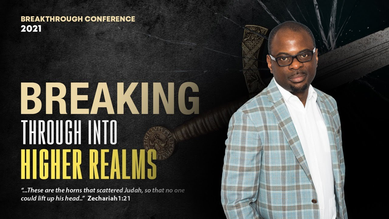 Download BTC2021   BREAKING THROUGH INTO HIGHER REALMS   with Dr. Sola Fola-Alade