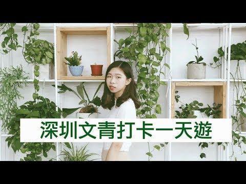 深圳一日遊2017萬象天地|文青cafe打卡|品嚐中式小菜|KESTALORRAINETAM