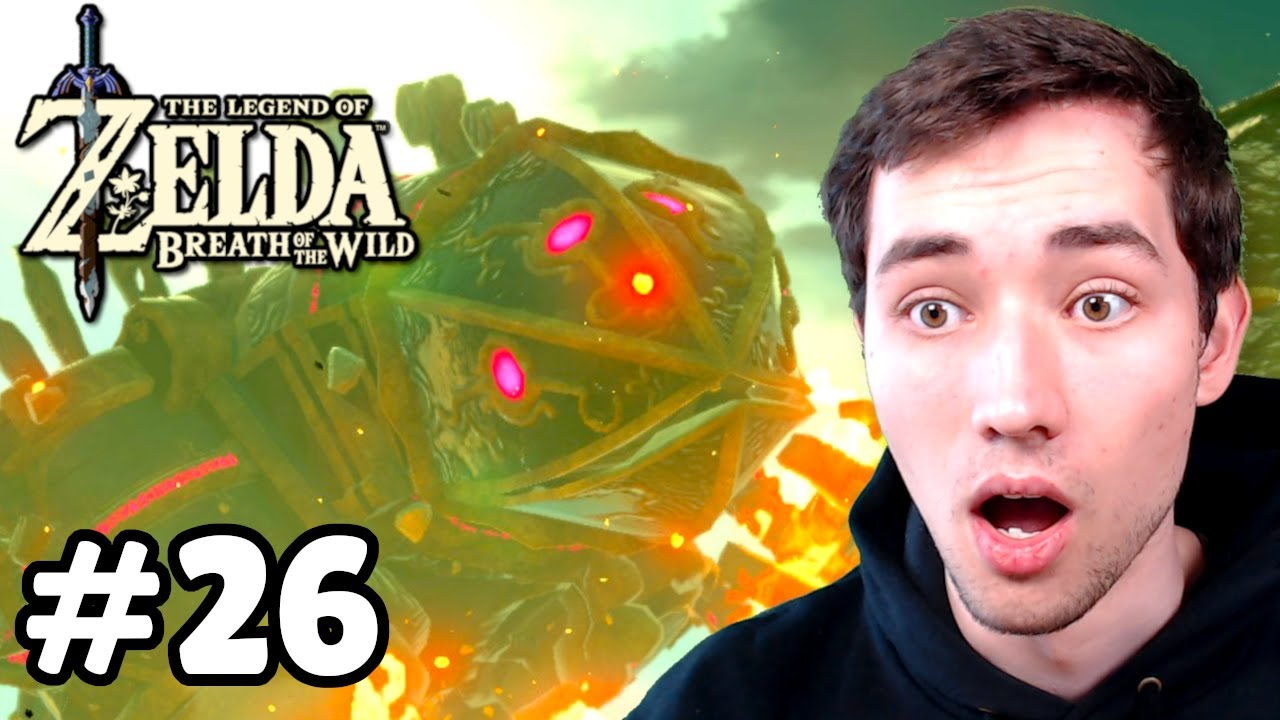 DER ZWEITE TITAN! (Vah Rudania) | The Legend of Zelda: Breath of the Wild #26