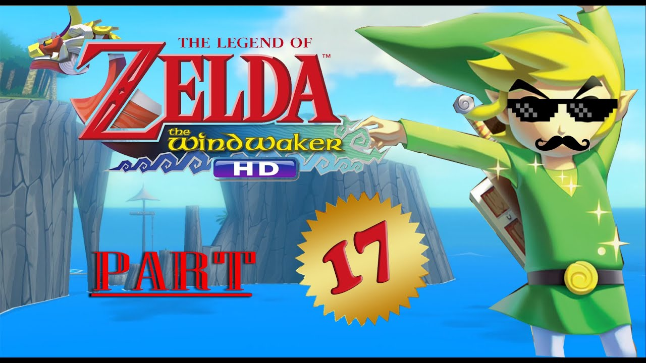 Let's Play The Legend Of Zelda - The Wind Waker Hd #17 - Pflanzen ... Probleme Mit Den Pflanzen