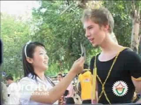 Loy Kratong Festival, Khon Kaen University
