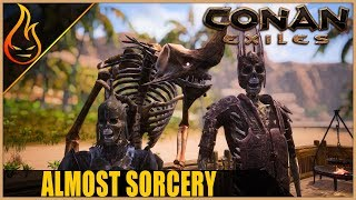 Conan Exiles Witch Doctor Feat Guide PTR Content