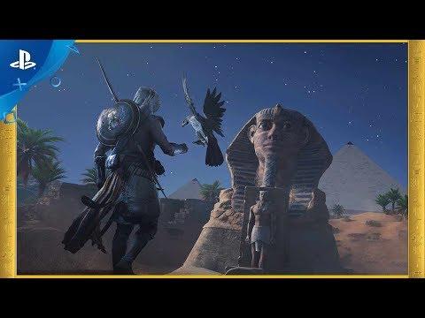 Assassin's Creed Origins - World Premiere PS4 Trailer | E3 2017