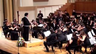 La Danza de Anitra, Peer Gynt - E.Grieg - Joven Orquesta Sinfónica de Granada