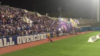 2017年6月17日 横浜FC vs モンテディオ山形 三ツ沢スタジアム.
