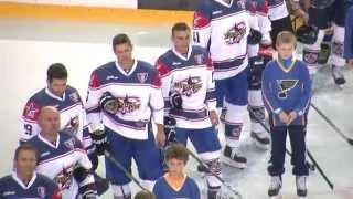 Poprad 24 - Slovak Stars - St.Louis Blues Alumni 9:8 sn