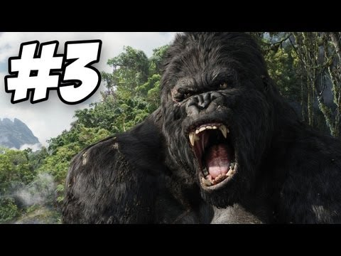 Peter Jackson's King Kong Walkthrough | Part 3 (Xbox/PS2/Gamecube)