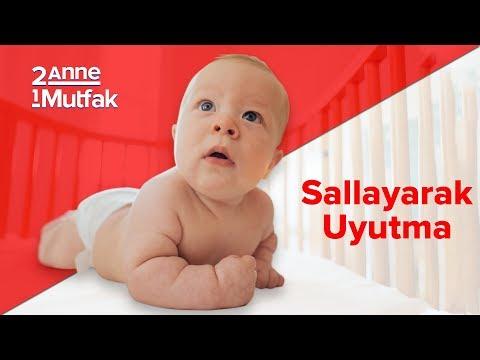 Bebeklerde Uyku Eğitimi #3   Sallayarak Uyutma