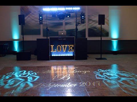 Ageas Bowl Wedding DJ Martin Lake