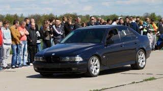 BMW E39 540 очима BMWиста. Моя машина.