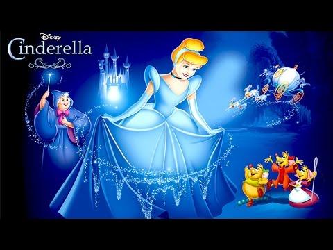 Princesa Cenicienta Va Al Baile Real Cenicienta Juego De La Pelicula En Español Disney Princess Youtube