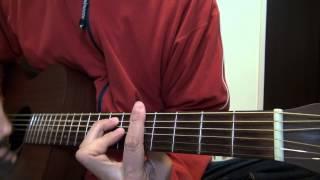 今年最初のアコギアップ! 川本真琴の「DNA」弾いてみました!