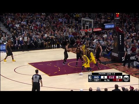 1st Quarter, One Box Video: Cleveland Cavaliers vs. Indiana Pacers
