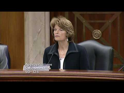 Senator Murkowski Opening Statement During IHS Hearing