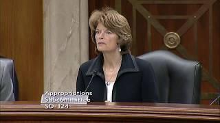 Senator Murkowski Opening Statement During IHS Hearing
