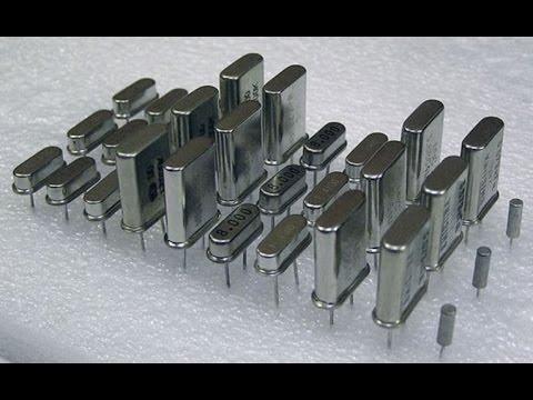 видео: Кварцевый фильтр КВ трансивера