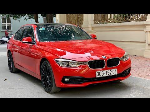 Thanh lí cực rẻ  ! BMW 320i 2017 chính chủ sử dụng , giữ như mới , trả trước 400tr đã có xe đi !