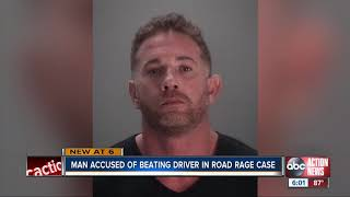 Tampa man arrested for throwing nunchucks through window in road rage incident