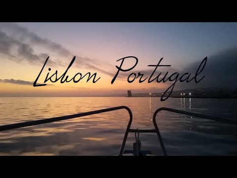 Things To Do In Lisbon - Sunset Cruise Along the Tagus River