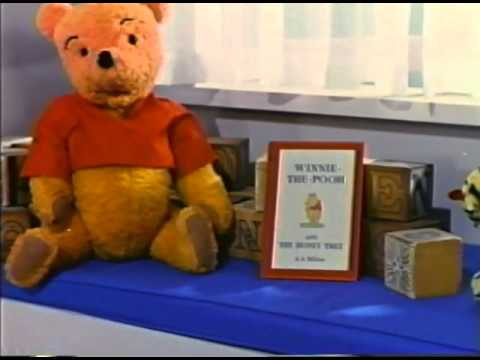 Opening To Winnie The Pooh And The Honey Tree 1993 Vhs