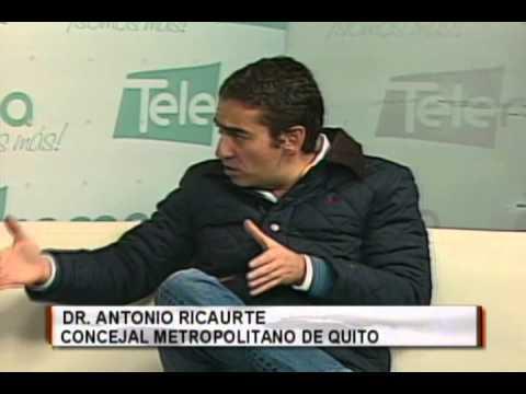 Dr. Antonio Ricaurte