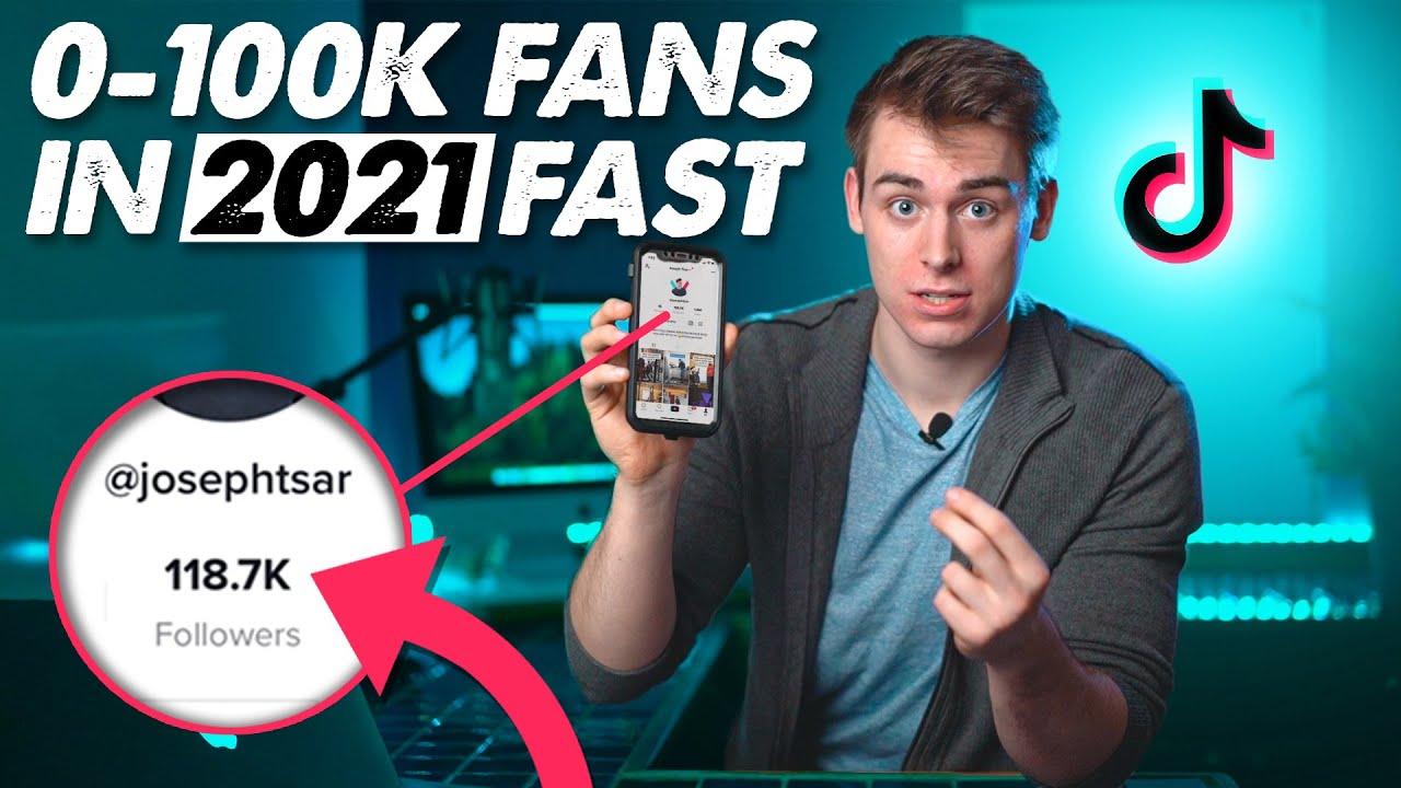 Download How To Skyrocket TikTok GROWTH in 2021 (0-100K Fans Proven Formula)