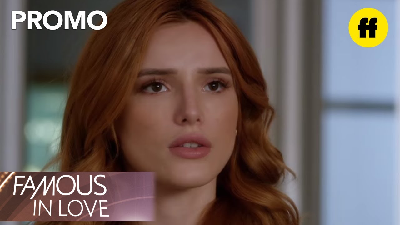"Famous in Love | Season 1, Episode 3 Promo ""Not So Easy A"" 
