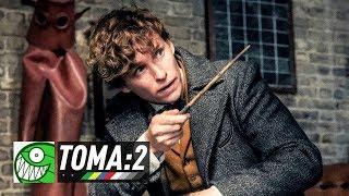 TOMA2: Animales Fantásticos: Los crímenes de Grindelwald (2018)