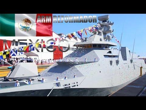 PODER NAVAL DE LA FEDERACIÓN: Ceremonia de Botadura del Buque ARM REFORMADOR POLA-101