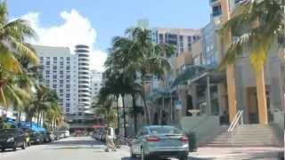 Travel Guide - Miami Beach, Florida - South Beach, Florida