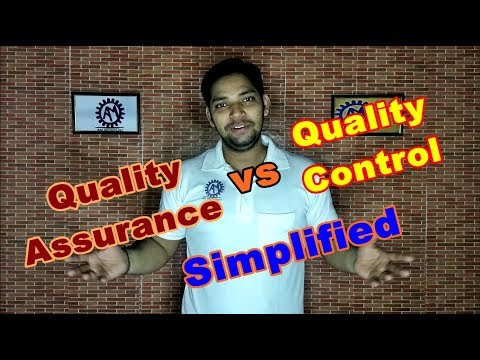 DIFFERENCE BETWEEN QA AND QC ! QUALITY ASSURANCE VS QUALITY CONTROL !! ASK MECHNOLOGY !!!