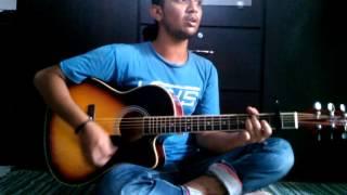 ALFAZON KI TARHAN Acoustic Cover - Rocky handsome - Uzair Ali