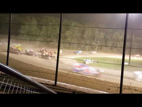 Big block modifieds Brewerton Speedway 8-26-16